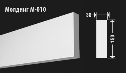 front-molding-м-010