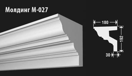 front-molding-м-027