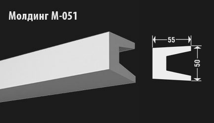 front-molding-м-051