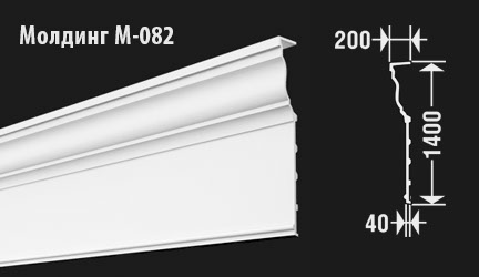 front-molding-м-082