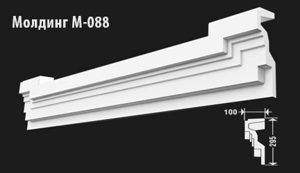 front-molding-м-088