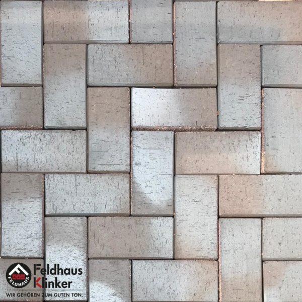 P705 Тротуарная плитка Feldhaus Klinker вид 1