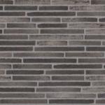 RT 151 кирпич Randers Tegl кладка со смещением шов серый