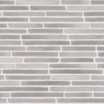 RT 153 кирпич Randers Tegl кладка со смещением шов алебастрово-белый